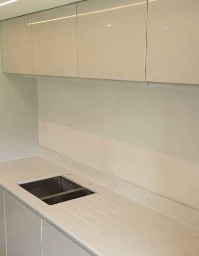 Kashmir quartz kitchen worktop