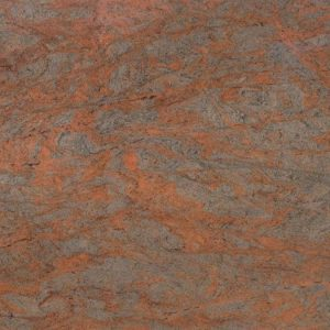 Chichester Granite - granite kitchen worktop - Numinous Red