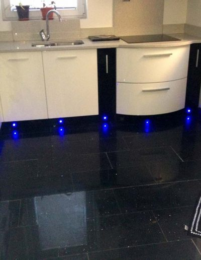 chichester granite - white granite kitchen worktop picture