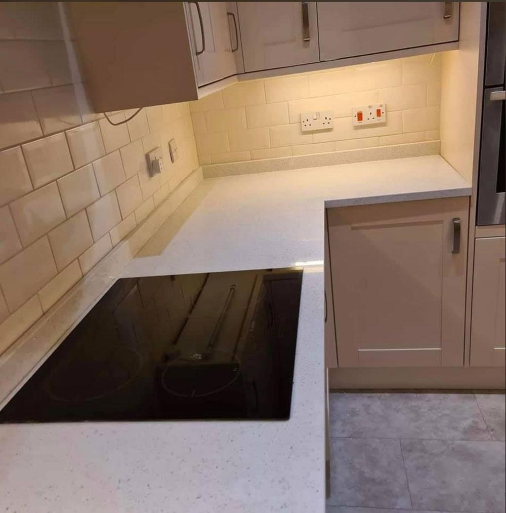 Chichester Granite designs granite and quartz kitchen worktops in Eastbourne